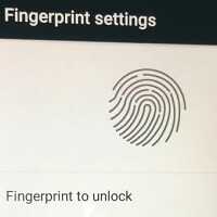 Saygus shows off the fingerprint scanner, camera, and glimpse of the UI for V2, still no ship date