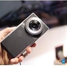 Panasonic's smartphone-camera hybrid hits the U.S. market at a cost of $1,000