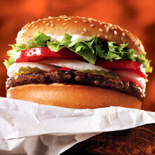 How many calories in a Big Mac or a Double Whopper? Just ask Google Now