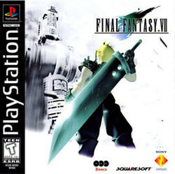 Finally! Full port of the original Final Fantasy VII announced for iOS, no word for Android yet