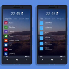 Windows 10 Mobile to have a one-handed mode similar to Apple's Reachability