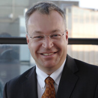 Stephen Elop leaving Microsoft...again