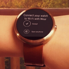 Motorola Moto 360 gets its Android 5.1.1 update, Wi-Fi support and other novelties included