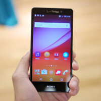 Sony Xperia Z4v hands-on