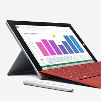 New Microsoft Surface 3 promo shows off the optional Surface Pen