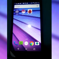 Third-generation Motorola Moto G stars on video, specs revealed