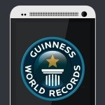 5 smartphones that broke Guiness World Records