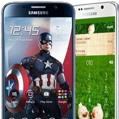 Samsung Galaxy S6 themes hit 6 million downloads
