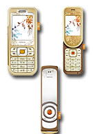 Nokia's new L'Amour fashion phones