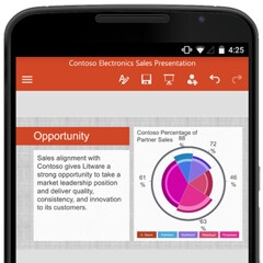 Microsoft Office (Word, Excel, PowerPoint) apps now available for Android smartphones via Google Play