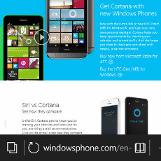 Latest Windows 10 Mobile screenshots demo the new Edge browser
