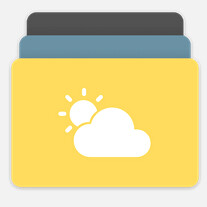 Weather Timeline is shaping up to be one of the best apps for rainy days