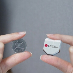 LG made a tiny, hexagonal battery that should improve smartwatch battery life