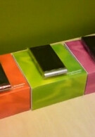 Sony Ericsson Satio unboxing makes great theater