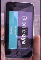 Bionic Eye is an iPhone app for augmented reality