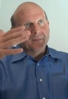 Steve Ballmer talks out on Windows Mobile and