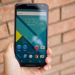 Verizon Google Nexus 6 is now receiving its Android 5.1.1 Lollipop update
