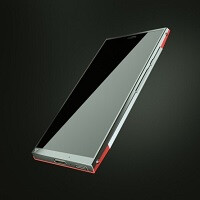 The liquid metal Turing Phone, with end-to-end encryption, goes for pre-order this month