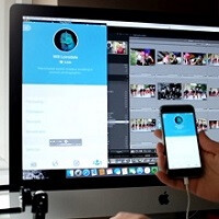 You can use QuickTime to enable use of Periscope on a Mac, almost perfectly
