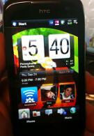 Video shows off most recent build of TouchFLO 3D 2.5