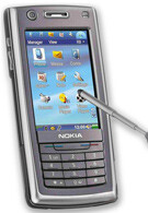 Nokia announced their first Symbian UIQ phone for China - the 6708