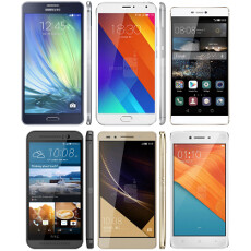 Looking for a premium Android design? Here are the lightest all-metal phones (2015)