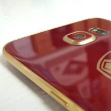 Take the first close look at the S6 edge Iron Man edition, and marvel at the $2500 tag
