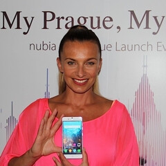 ZTE Nubia My Prague announced as the company's thinnest smartphone ever