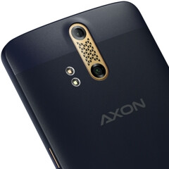 ZTE's intriguing Axon Phone will feature a metallic body, hi-fi sound, large battery, and more