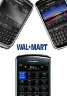 Walmart offering the BlackBerry Storm, Tour, and 8900 Curve for free