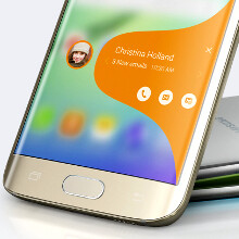 Samsung patents Apps Edge, a potential software section for your edgy handset