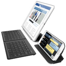 Microsoft outs the Universal Foldable Keyboard, unleash your inner typist