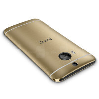 HTC One M9+ announced in Europe, it's a larger One M9 with a Quad HD display and fingerprint scanner
