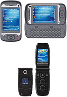 The HTC Hermes and HTC Star Trek