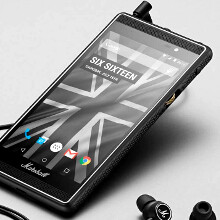 Marshall outs London, a music-centered Android with two audio jacks