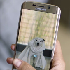 Samsung says the Galaxy S6 can