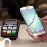 Samsung Pay demoed in hands-on video, works with both NFC and legacy credit card readers