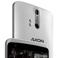 The high-end ZTE Axon Pro will be launched in Canada