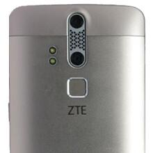 has, over zte axon pro fingerprint officially