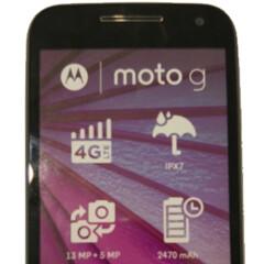 New Motorola Moto G (2015) images reveal IPX7 certification (water resistance)
