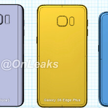 S6 edge Plus tipped to be 'Note 5 without a stylus,' both pegged for August 13 unveiling