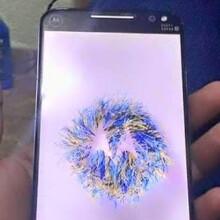 New Motorola Moto X (2015) photos reveal a front-facing LED flash