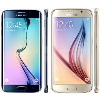 128GB Samsung Galaxy S6 and Galaxy S6 edge no longer available in India