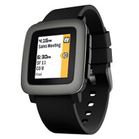 Update to Pebble Time adds new features to the smartwatch