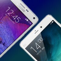 Samsung Galaxy Note 4 vs Xiaomi Mi Note Pro: vote for the better phablet!