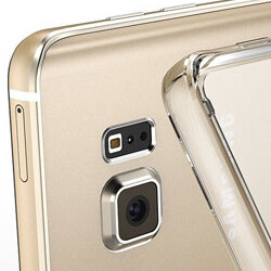 Case images offer an intimate look at the Galaxy Note 5 from all angles