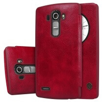 6 cases and covers for a total leather makeover of your plastic LG G4