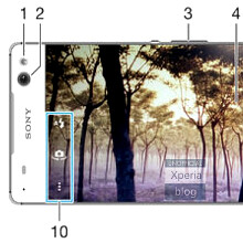Xperia C5 Ultra leaks with slim bezels and frontal LED flash, ready for your selfie stick