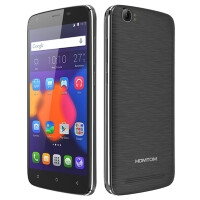 Doogee stuffed a 6250mAh battery inside a smartphone and called it HomTom