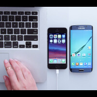 Samsung teaches you how to switch from iPhone to Galaxy S6, but why use a MacBook to do it?